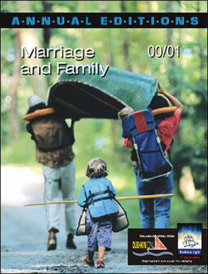 Marriage and Family: 2000/2001