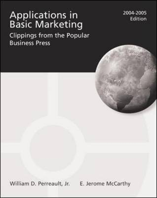 Applications in Basic Marketing: 2004-2005