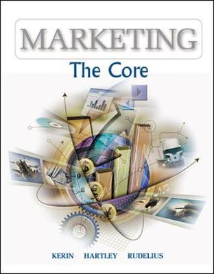 Marketing: The Core: With Powerweb