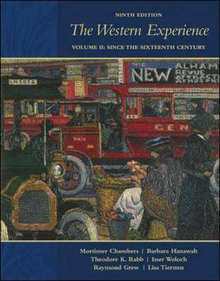 The Western Experience: v. 2: WITH Primary Source Investigator and PowerWeb
