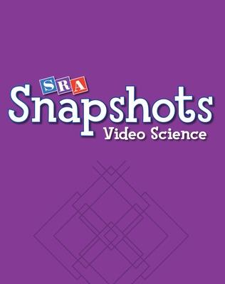 SRA Snapshots Video Science Teacher Resource Package, Level A