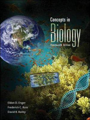 Concepts in Biology with Connect Access Card