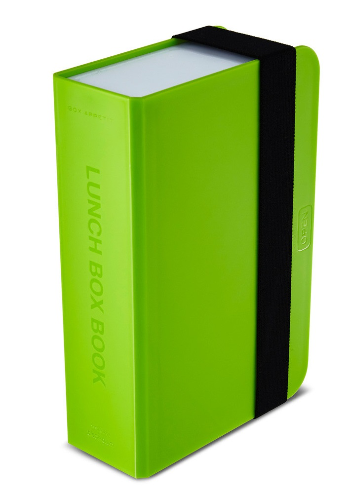 Lunch Box Book - Lime