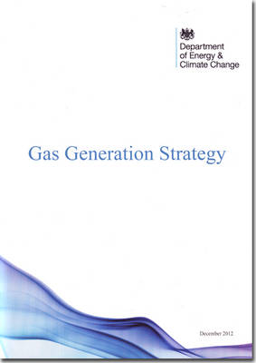Gas generation strategy