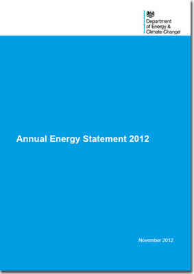 Annual energy statement