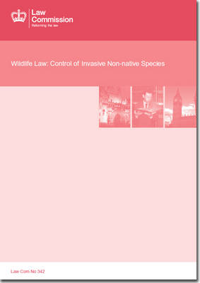 Wildlife Law: Law Commission Report #342