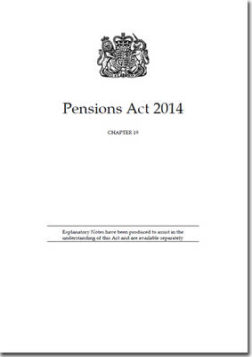 Pensions Act 2014: Chapter 19