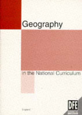 Geography in the National Curriculum