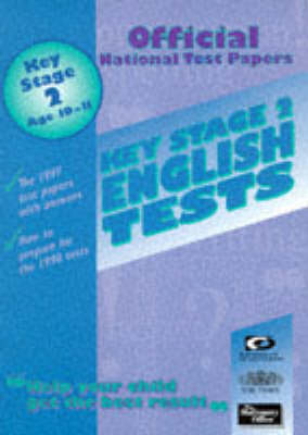 Official National Test Papers: Key Stage 2: English Tests