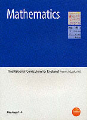 Mathematics: The National Curriculum for England: Key Stages 1-4