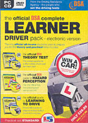The Official DSA Complete Learner Driver Pack