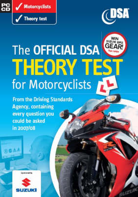 The Official DSA Theory Test for Motorcyclists: Valid for Tests Taken from 3 September 2007