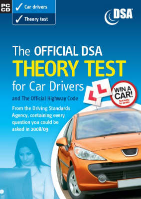 The The Official DSA Theory Test for Car Drivers: 2008/09: The Official Dsa Theory Test for Car Drivers and the Official Highway Code Valid for Tests Taken from 1 September 2008