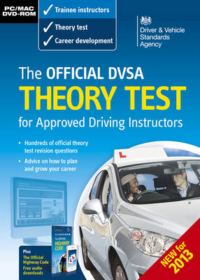 The official DVSA theory test for approved driving instructors [DVD-ROM]