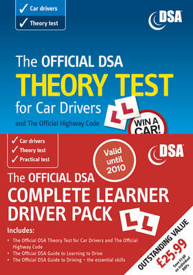 The Official DSA Complete Learner Driver Pack: 2009/10