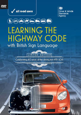 Learning the Highway Code with British Sign Language