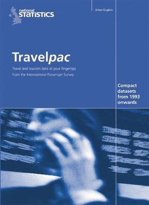Travelpac, Compact Datasets from 1993 Onwards CD-ROM: 2004