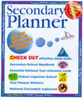 Secondary School Planner