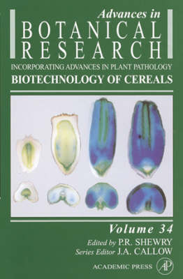 Advances in Botanical Research: v. 34: Biotechnology of Cereals