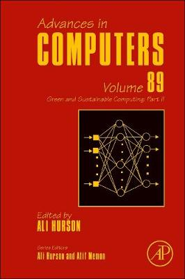Advances in Computers: Volume 89