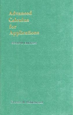 Advanced Calculus for Applications