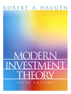 Modern Investment Theory: United States Edition