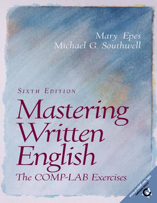 Mastering Written English: The Comp-Lab Exercises