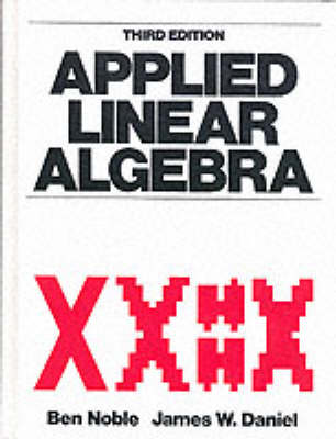NOBLE: APPLIED LINEAR ALG _c3