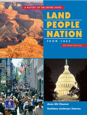 Land, People, Nation 2: A History of the United States
