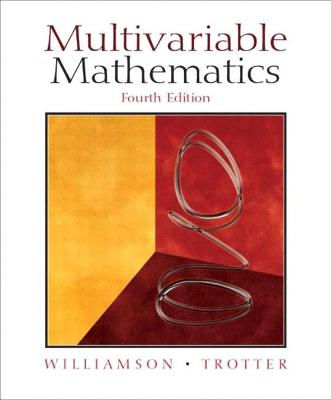 Multivariable Mathematics: United States Edition