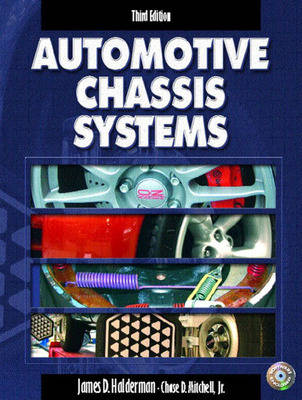 Automotive Chassis System & Lab Manual Worktext & CD Pkg.