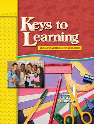 Keys to Learning: Skills and Strategies for Newcomers Audiocassette