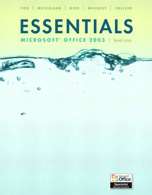 Essentials: Microsoft Excel 2003 Level 2