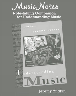 MusicNotes: A Note-Taking Companion to Understanding Music