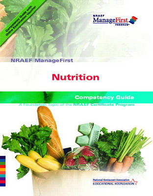 NRAEF ManageFirst: Nutrition with On-line Testing Access Code Card