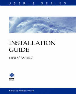 Installation Guide, UNIX System V Release 4.2