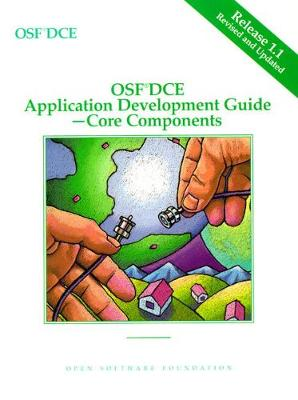 OSF DCE Application Development Guide, Volume II: Core Components Release 1.1