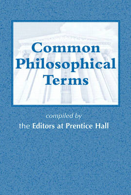 Common Philosophical Terms