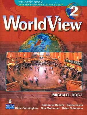 WorldView 2 Student Book 2A w/CD-ROM (Units 1-14)