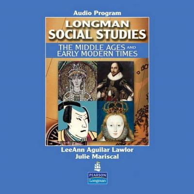 Longman Social Studies: The Middle Ages and Early Modern Times Audio CD