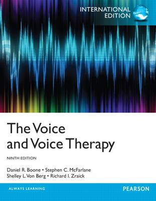 The Voice and Voice Therapy