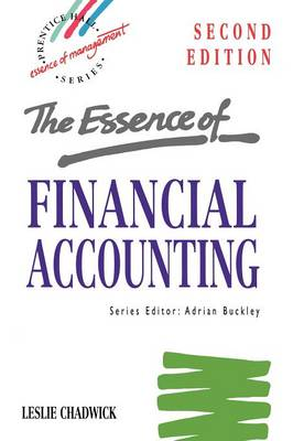Essence Financial Accounting