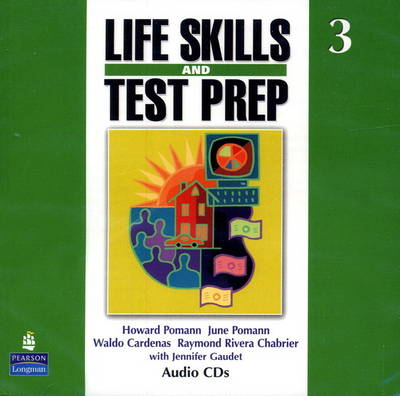 Life Skills and Test Prep 3 Audio CD