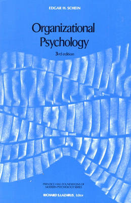 Organizational Psychology: United States Edition
