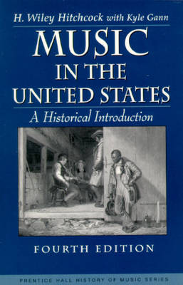 Music in the United States: A Historical Introduction