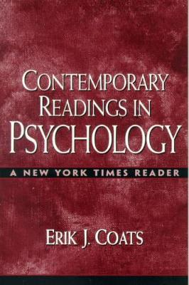 "Contemporary Readings in Psychology: A ""New York Times"" Reader"