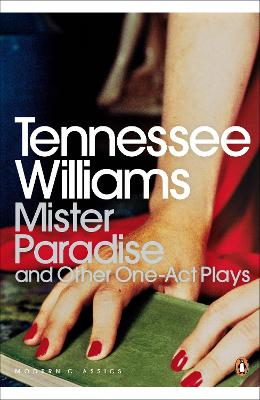 Mister Paradise: And Other One-Act Plays