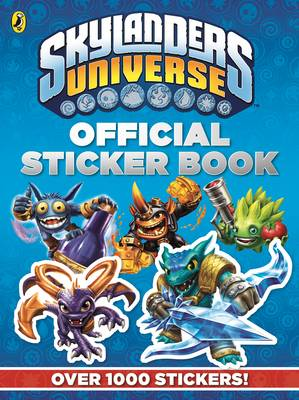 Skylanders: Official Sticker Book