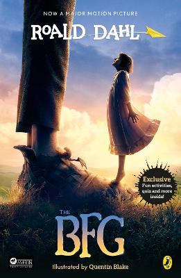 The BFG (Film Tie-In)