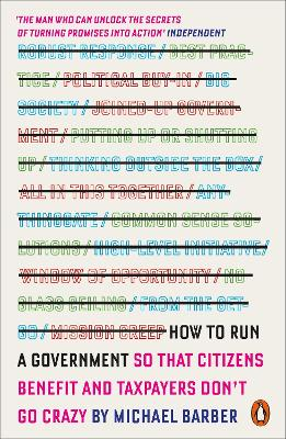 How to Run A Government: So That...
